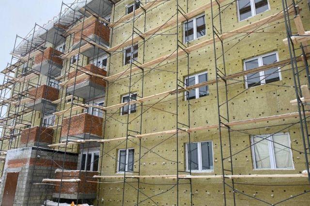 В Ноябрьске продолжается строительство 15 домов
