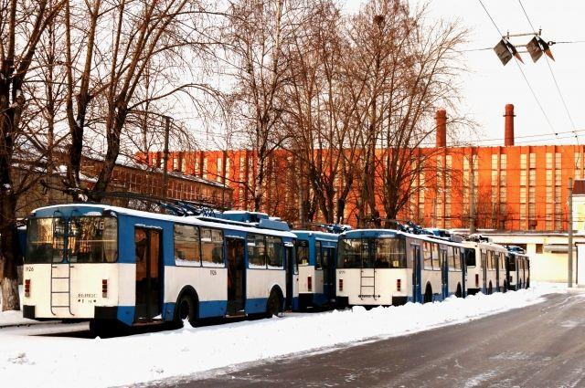 Карелии безвозмездно передали троллейбусы