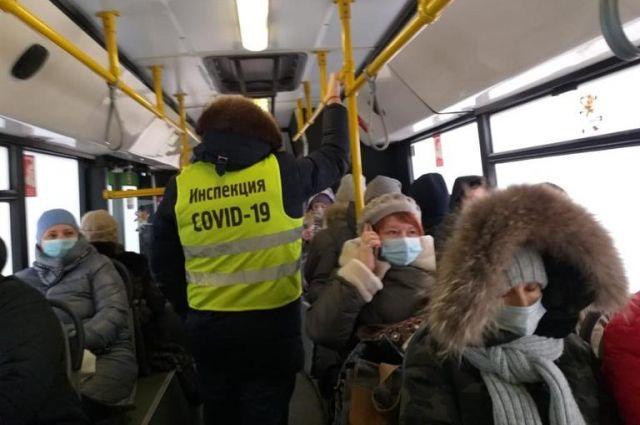 С начала года инспекторы департамента транспорта проверили 289 автобусов, трамваев и троллейбусов.