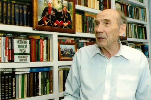 В Оренбурге 2 февраля откроют музей-кабинет краеведа Олега Балыкова.