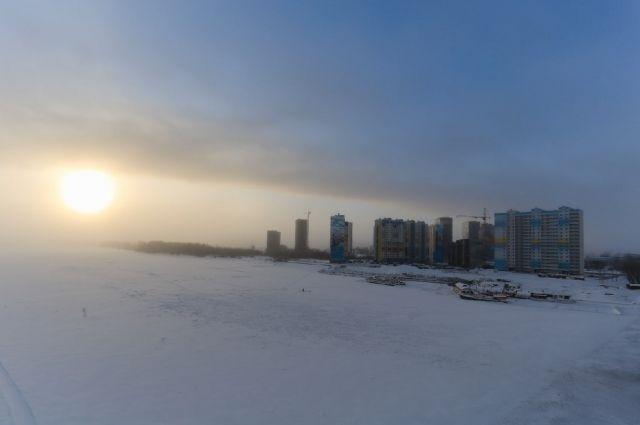 Синоптики объявили штормовое предупреждение в Новосибирске 1 февраля из-за смога. В ближайшие сутки ожидаются неблагоприятные метеорологические условия для рассеивания вредных примесей в воздухе первой степени опасности.