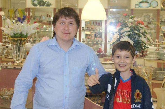 Первые победы. Дмитрий Кряквин и Андрей Есипенко