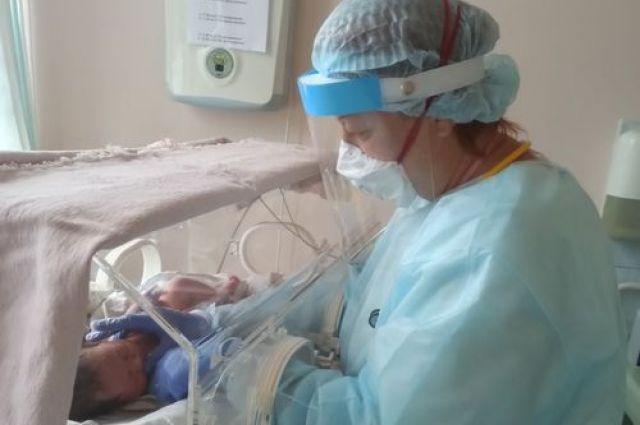 С 3 февраля в роддоме возобновится плановая и экстренная медицинская помощь.