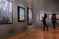 Выставка «Роберт Фальк» в Третьяковской галерее в Москве.