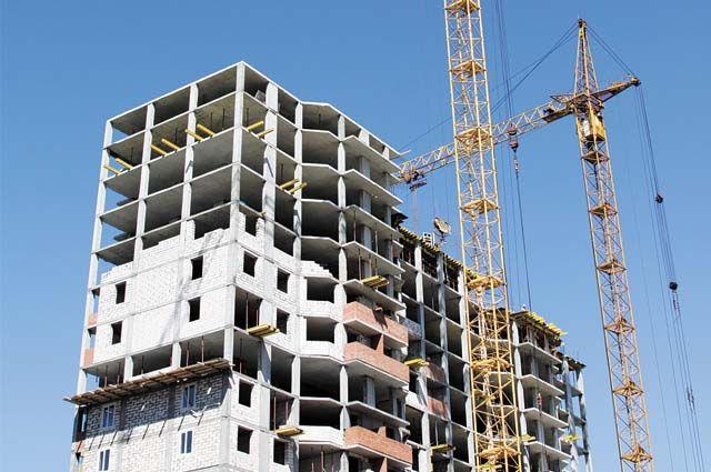 В Украине резко сократилось строительство жилья, - Госстатистика. Иллюстративное фото.