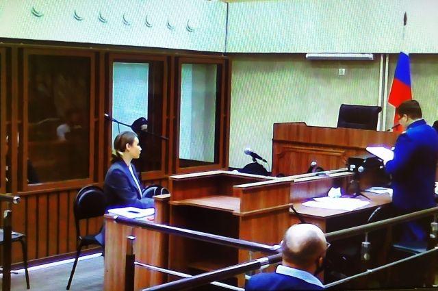 рина Ласькова выступила в качестве свидетеля.