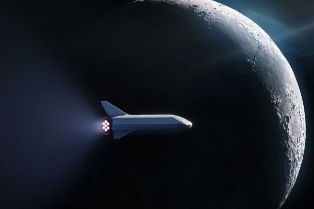 SpaceX планирует отправить в космос четырех туристов в 2021 году