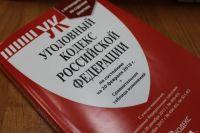 В Оренбуржье возбуждено уголовное дело в отношении пьяного дебошира.