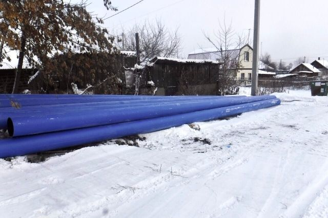 Местных жителей попросили заранее запастись питьевой водой.