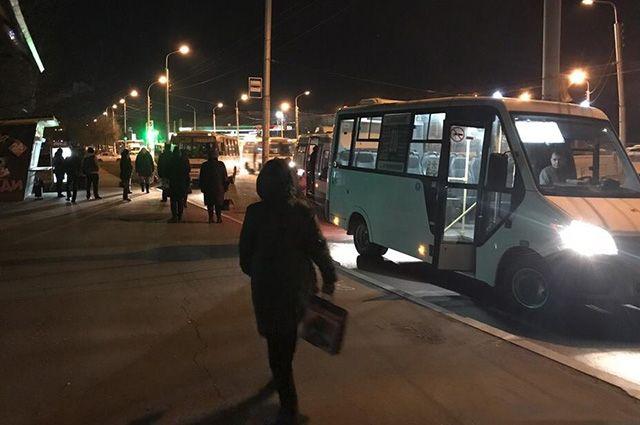 Автобусы и маршрутки пойдут по изменённой схеме.