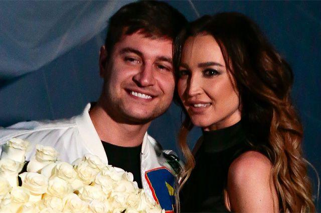 Давид Манукян и Ольга Бузова.