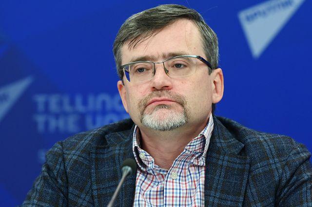 Глава ВЦИОМ Валерий Фёдоров.