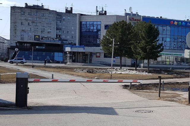 Речь идёт об объекте по улице Крисанова, 12в.