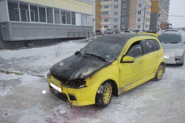 Основная причина – отогрев авто в сильные морозы.