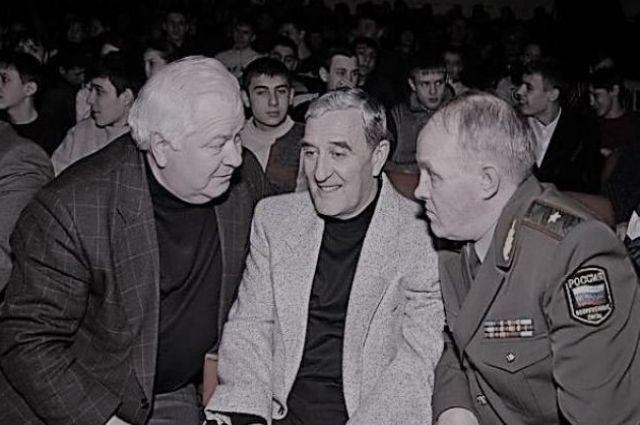 В Тюмени предлагают поставить памятник тренеру Михаилу Либерману