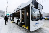 Новые автобусы закупило ПАТП-4.