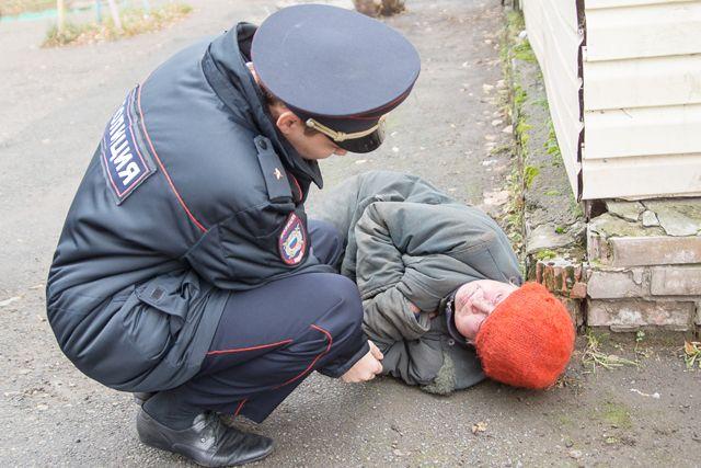 Женщина, которая пьёт. Две жительницы Удмуртии замерзли насмерть на улице