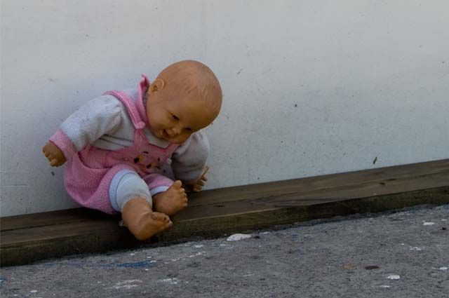В прошлом году в кризисных центрах прошли реабилитацию 64 ребёнка и 41 женщина.