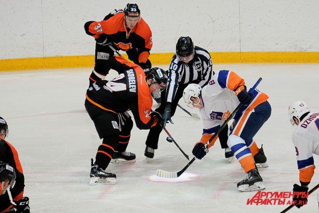 11 февраля пермские хоккеисты сыграют на своём льду ХК «Южный Урал» из Орска.