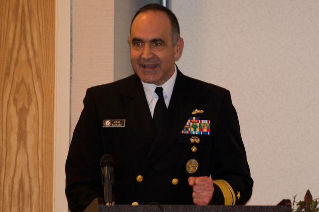 Адмирал Чарльз Ричард