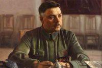 Клим Ворошилов на портрете Исаака Бродского.
