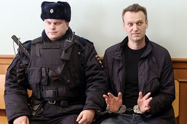 В ЕС прокомментировали приговор Навальному