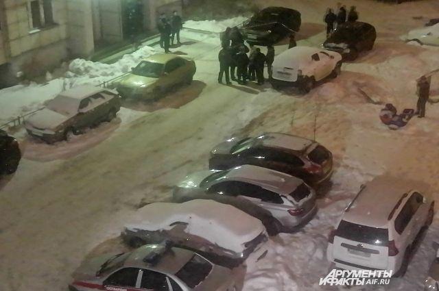 Двойное убийство произошло на улице Есенина, сообщили пермяки.