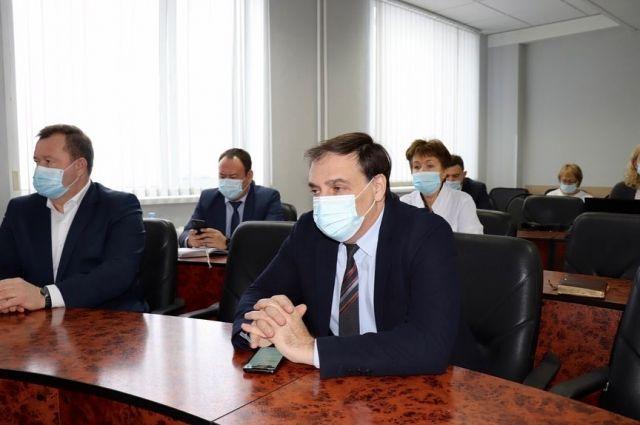 Алексей Цигельник принял участие в заседании рабочей группы Экспертного совета при Губернаторе Кузбасса.