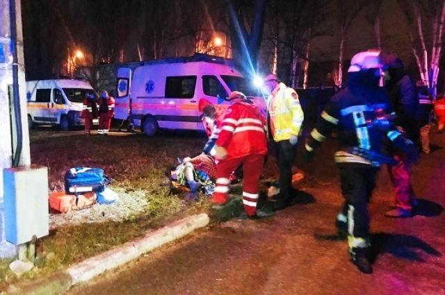 Пожар в COVID-больнице: в Запорожской области объявлен день траура.