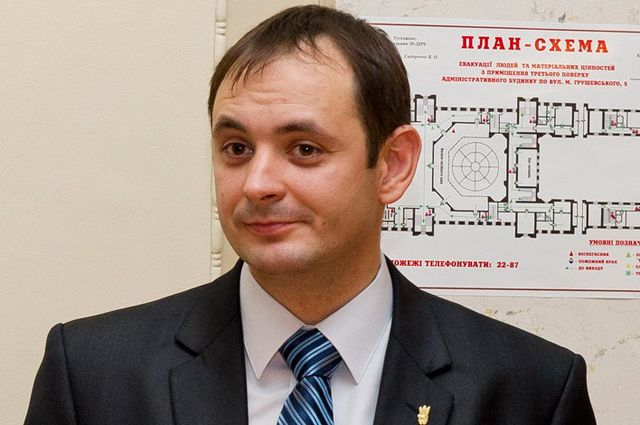 Руслан Марцинкив.