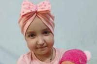 Спасем маленькую Злату: мы можем помочь малышке победить рак