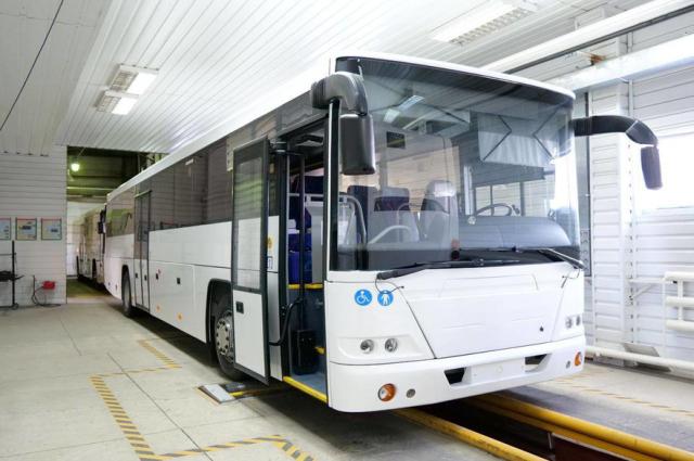 До 47 пассажиров сможет вместить каждый из пяти новых автобусов