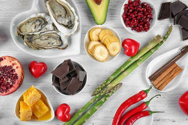 Химия любви. Выбираем 13 продуктов для романтического ужина