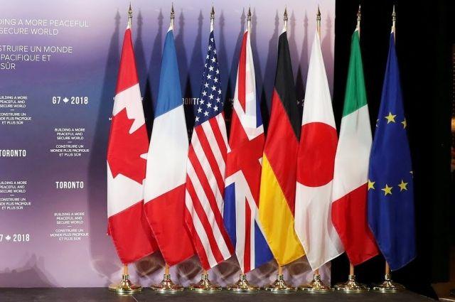 Послы G7 встретились с Разумковым: обсудили борьбу с коррупцией в Украине