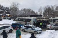 Акция протеста в Бийске