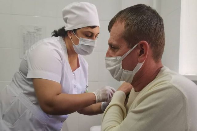 В общей сложности в регион поступило 39 802 дозы вакцины
