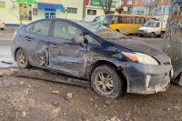 В Одессе пьяный водитель врезался в микроавтобус и сбил двоих детей: детали