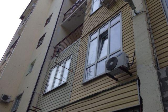 Многоквартирный дом на улице Тракторная, 48 в Ростове-на-Дону, жильцы которого столкнулись с неожиданной проблемой.