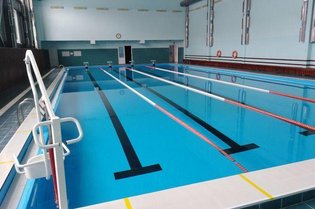 В Викулово оборудовали бассейн для людей с ОВЗ