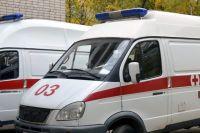 ДТП произошло в центре Новосибирска