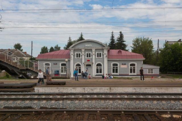 Здание нового автовокзала сдадут в городе Можга Удмуртской республики в 2021 году. Здесь разместят и железнодорожную, и автобусную станцию.