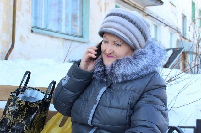 Пенсионерку обманули телефонные мошенники
