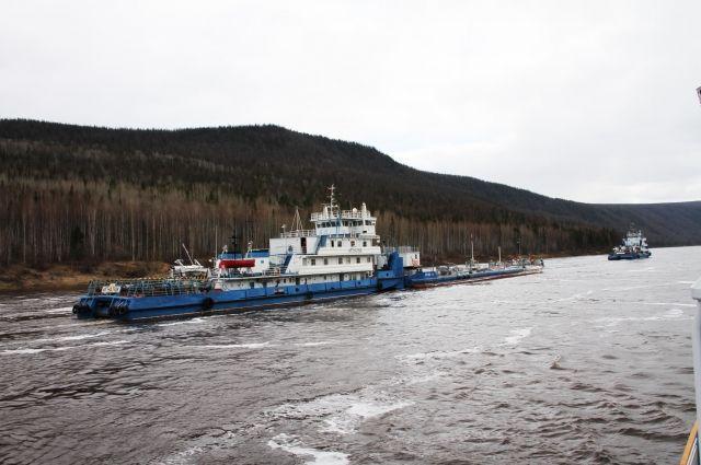Енисейское речное пароходство - важнейшая часть транспортной системы Сибири.