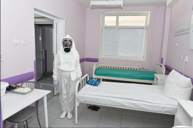 Новосибирску необходима новая инфекционная больница.