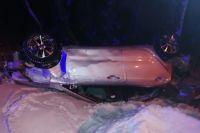 За сутки произошло 12 автоаварий