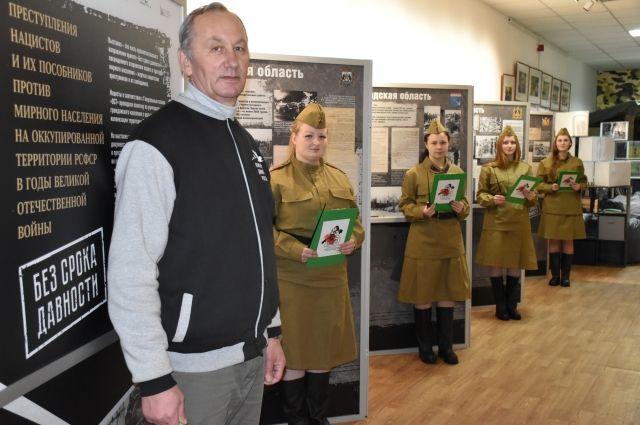 Посетители смогут увидеть рассекреченные и опубликованные архивные документы о трагедии мирных жителей в годы Великой Отечественной войны.