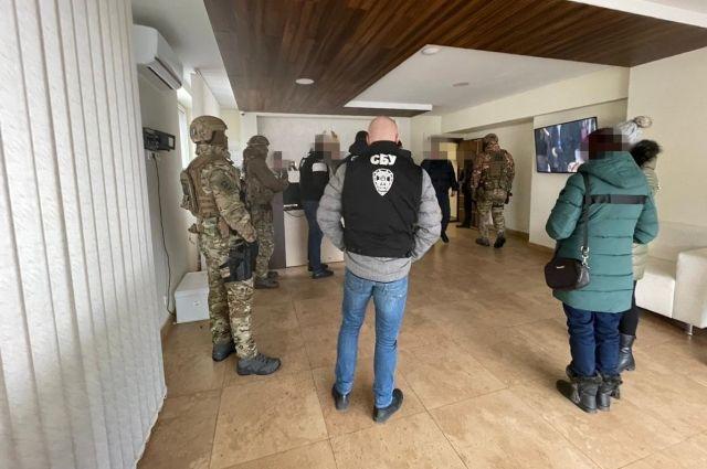 Правоохранители уличили одесскую строительную компанию в неуплате налогов