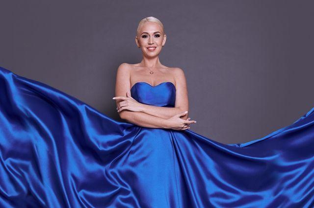 Жительница Бердска Новосибирской области Диана Стахеева получила почетный титул бренд-амбассадора.