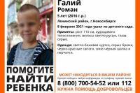 На поиски мальчика срочно выехали волонтёры и полиция.