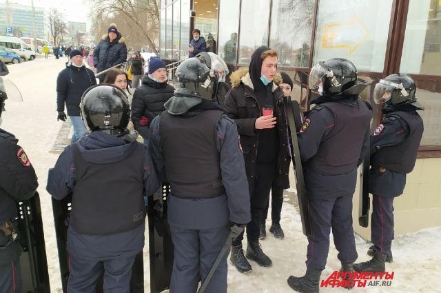 Совет по правам человека при губернаторе Пермского края решил собрать примеры давления на детей в связи с несогласованными акциями протеста.